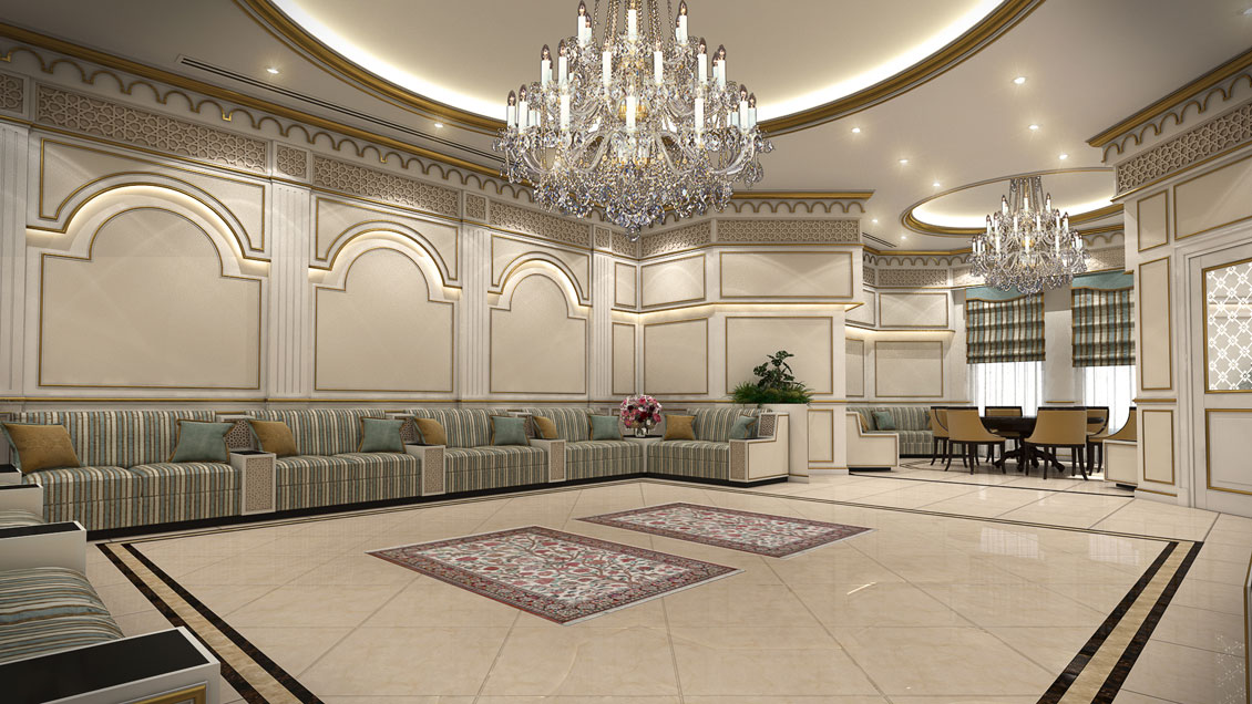 Bazlamit Interior Design Qatar, Interior Design Solutions